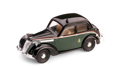 """Fiat 1100E """"Taxi de Milan"""" (1949) Brumm 1/43"""