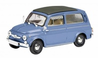 Fiat 500 Combi (1960) Schuco 1/87