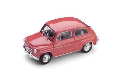 Fiat 600D (1960) Brumm 1/43