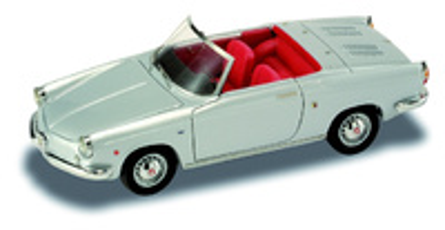 "Fiat Abarth 850 cabriolet (1959) ""LUXb"" Starline 1/43"