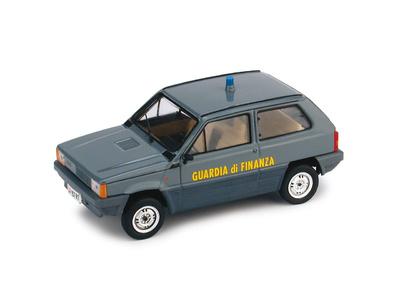 """Fiat Panda 45 """"Guarda di Finanza"""" (1980) Brumm R396 1/43"""