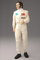Figura Emerson Fittipaldi Figurenmanufaktur 1:18