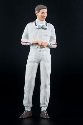 Figura Jim Clark Figurenmanufaktur 1:18