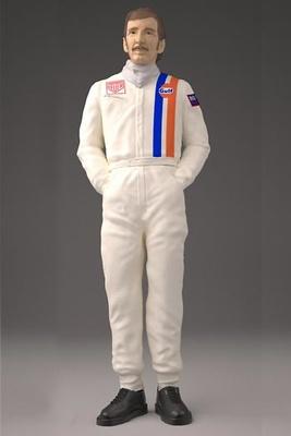 Figura Jo Siffert (Porsche 917) Figurenmanufaktur 1:18