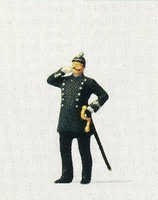 Figura Policia Aleman (1900) Preiser 1/87