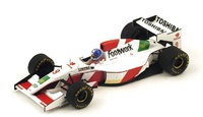 "Footwork FA14 ""GP. Australia"" nº 9 Derek Warwick (1993) Spark 1:43"