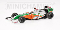 "Force India VJM02 ""Showcar"" Adrian Sutil (2009) Minichamps 1/43"