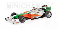 Force India VJM02 nº 21 Giancarlo Fisichella (2009) Minichamps 1/43