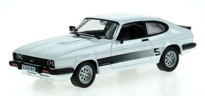 Ford Capri Serie III (1981) White Box 1/43