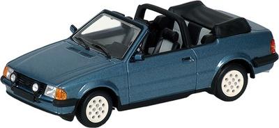 Ford Escort Serie III Cabrio (1983) Minichamps 1/43