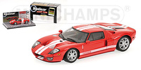 "Ford GT ""Top Gear"" (2003) Minichamps 1/43"