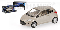 "Ford Ka ""J. Bond"" ""Quantum of Solace"" (2008) Minichamps 1/43"