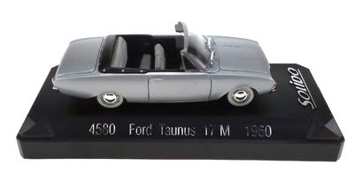Ford Taunus 17M Cabrio (1960) Solido 1/43