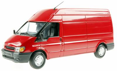 Ford Transit Furgón (2001) Minichamps 1/43