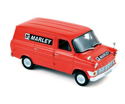 "Ford Transit Van ""Marley"" (1969) Norev 1/43"