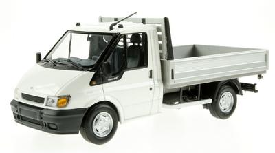 Ford Transit con Caja (2000) Minichamps 1/43