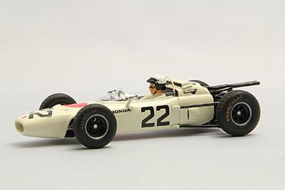 "Honda RA272 ""GP. Holanda"" nº 22 Richie Ginther (1965) Ebbro 1/43"