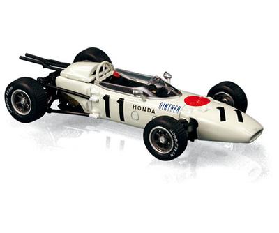 "Honda RA272 ""GP. México"" nº 11 Richie Ginther (1965) Norev 1/43"