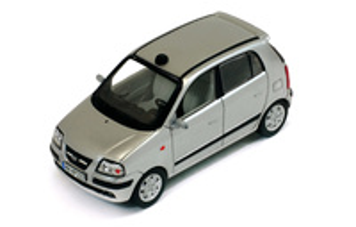 Hyundai Atos S Prime (2004) PremiumX 1:43