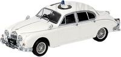 Jaguar MK II Policia (1960) Minichamps 1/43