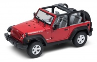 "Jeep Wrangler ""Abierto"" (2007) Welly 1:24"