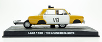 "Lada 1500 Policia Checoeslovaca (1980) James Bond ""The living day lights"" Fabbri 1/43 Entrega 26"