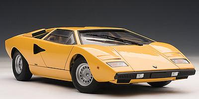 Lamborghini Countach LP400 (1974) Autoart 1:18