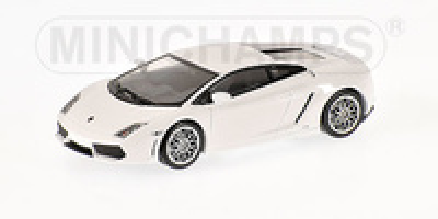 Lamborghini Gallardo LP 560-4 (2008) Minichamps 1/43