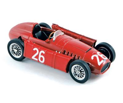 "Lancia D50 F1 ""GP. Mónaco"" nº 26 Alberto Ascari (1955) Norev 1:43"