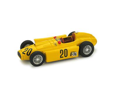 "Lancia Ferrari D50 ""6º GP. Bélgica""  nº 20 Andre Pilette (1956) Brumm 1:43"