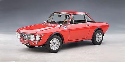 Lancia Fulvia 1.6HF Fanalone (1969) Autoart 1/18