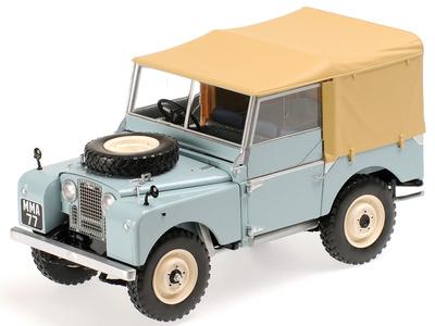 Land Rover Serie 1 (1948) Minichamps 1:18