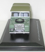 Land Rover Serie I versión export (1952) Oxford 1/43