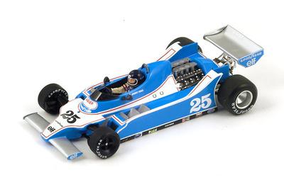 "Ligier JS11 ""5º GP. Holanda"" nº 25 Jacky Ickx (1979) Spark S3972 1:43"