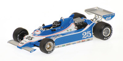 """Ligier JS11 """"GP. Italia"""" nº 25 Jacky Ickx (1979) Minichamps 1/43"""