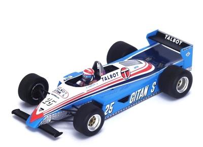 "Ligier JS19 ""GP. Las Vegas"" nº 25 Eddie Cheever (1982) Spark 1:43"