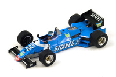 "Ligier JS21 ""GP. Long Beach"" nº 25 Jean Pierre Jarier (1983) Spark 1:43"