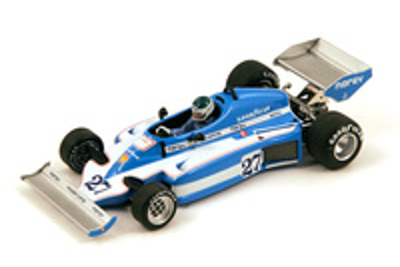 "Ligier JS7 ""GP. Japón"" nº 27 Jean-Pierre Jarier (1977) Spark 1:43"