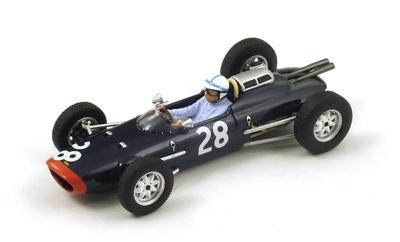 "Lola Mk4 ""4º GP. Mónaco"" nº 28 John Surtees (1962) Spark S1814 1:43"