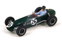 "Lotus 12 ""GP. Mónaco"" nº 26 Graham Hill (1958) Spark 1:43"