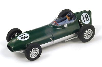 """Lotus 16 """"GP. Gran Bretaña"""" nº 18 Alan Stacey (1958) Spark 1/43"""