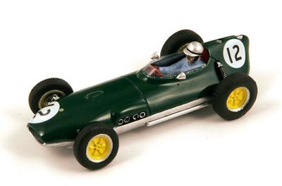 "Lotus 16 ""GP. Holanda"" nº 12 Innes Ireland (1959) Spark 1:43"