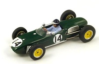 "Lotus 18 ""GP Portugal"" nº 14 Jim Clark (1960) Spark 1/43"
