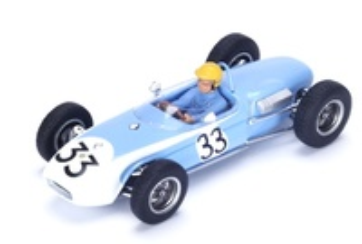 "Lotus 18 ""GP. Alemania"" nº 33 Tony Maggs (1961) Spark 1:43"
