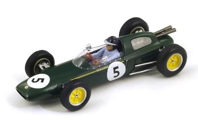 "Lotus 24 ""1ºGP. Gran Bretaña"" nº 5 Jim Clark (1962) Spark S2137 1:43"
