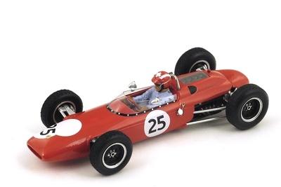 """Lotus 24 """"GP. Gran Bretaña"""" nº 25 Jo Siffert (1963) Spark 1:43"""