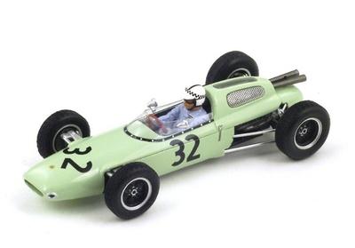 "Lotus 24  ""GP. Gran Bretaña"" nº 32 Innes Ireland (1962) Spark 1:43"
