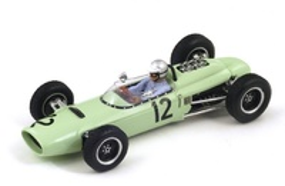 "Lotus 24 ""GP. Mónaco"" nº 12 Jim Hall (1963) Spark S2141 1:43"