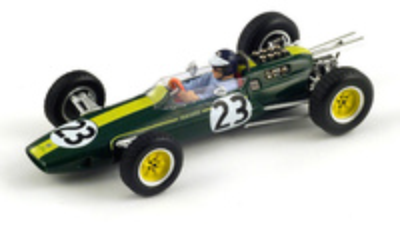 "Lotus 25 ""1º GP. Bélgica"" nº 23 Jim Clark (1964) Spark 1/43"