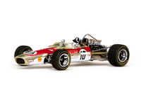 "Lotus 49 ""GP. España"" nº 10 Graham Hill (1968) Quartzo 1:43"